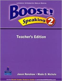 Boost! Speaking 2 | Teacher's Edition