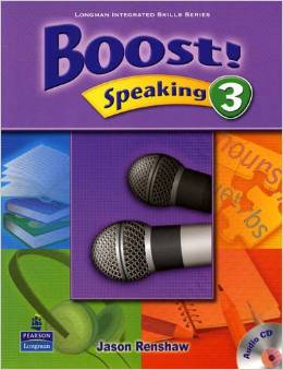Boost! Speaking 3   Student Book with CD