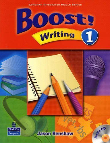 Boost! Writing 1   Student Book with CD
