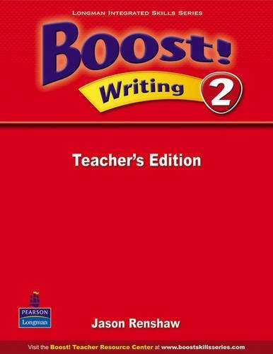 Boost! Writing 2   Teacher's Edition