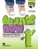 Bounce Now 1  | Teacher's Support Multi-ROM