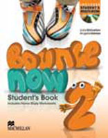 Bounce Now 2  | Teacher's Support Multi-ROM