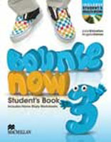 Bounce Now 3  | Student's Book