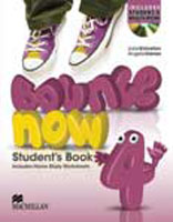 Bounce Now 4  | Student's Book