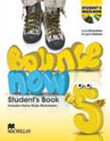 Bounce Now 5  | Student's Book