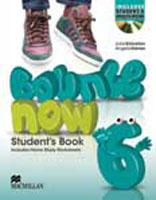 Bounce Now 6  | Teacher's Support Multi-ROM
