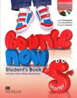 Bounce Now Starter  | Student Book
