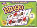 Picture Words Bingo Game | Game