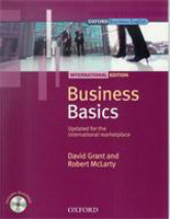 Business Basics: International Edition | Student Book with Multi-ROM