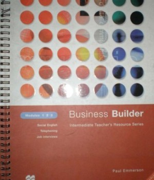 Business Builder  | Modules 1