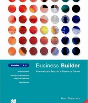Business Builder  | Modules 7