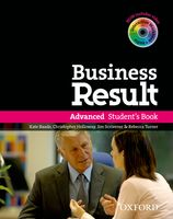 Business Result Advanced | Student's Book and DVD-ROM