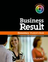 Business Result Elementary | Student's Book and DVD-ROM