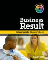 Business Result Intermediate | Student's Book and DVD-ROM