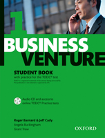 Business Venture: Third Edition Level 1 | Student Book with Multi-ROM