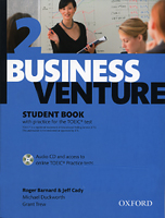 Business Venture: Third Edition Level 2 | Student Book with Multi-ROM