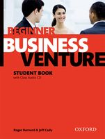 Business Venture: Third Edition Beginner | Student Book with Multi-ROM