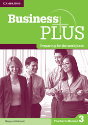 Business Plus 3 | Teacher's Manual