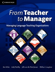 From Teacher to Manager | Paperback