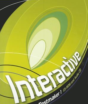 Interactive 1 | Testmaker CD-ROM and Audio CD