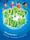 Super Minds American English 1 | Class Audio CDs (3)