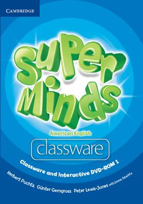Super Minds American English 1 | Presentation Plus DVD-ROM
