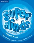Super Minds American English 1 | Teacher's Resource Book