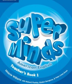 Super Minds American English 1 | Teacher's Resource Book