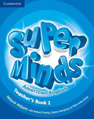 Super Minds American English 1 | Teacher's Book