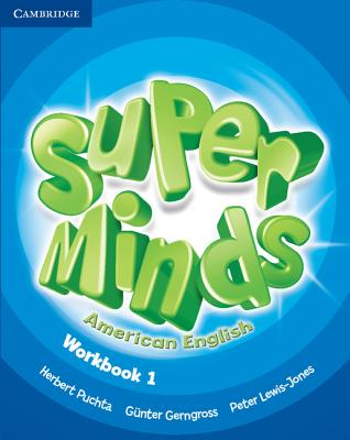 Super Minds American English 1 | Workbook