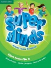 Super Minds American English 2 | Class Audio CDs (3)