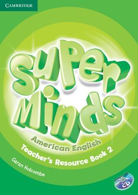 Super Minds American English 2 | Teacher's Resource Book