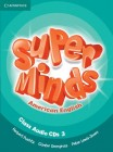 Super Minds American English 3 | Class Audio CDs (3)