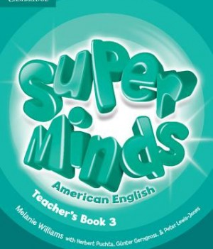 Super Minds American English 3 | Teacher's Book