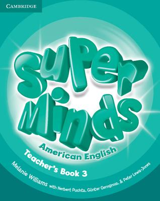 Super Minds American English 3 | Teacher's Resource Book