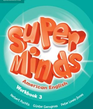 Super Minds American English 3 | Workbook
