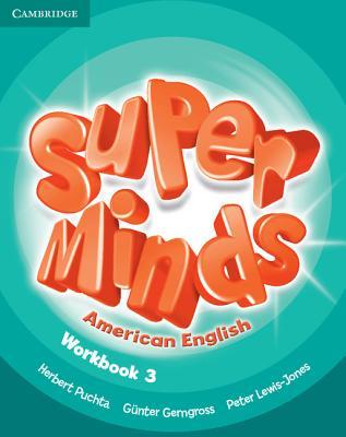 Super Minds American English 3 | Workbook