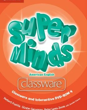 Super Minds American English 4 | Presentation Plus DVD-ROM