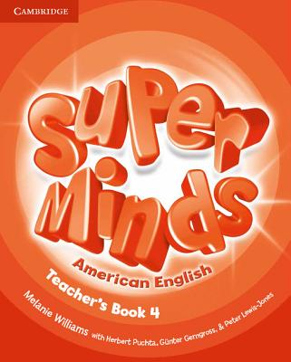 Super Minds American English 4 | Teacher's Resource Book