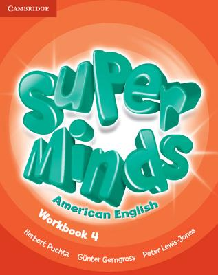Super Minds American English 4 | Workbook