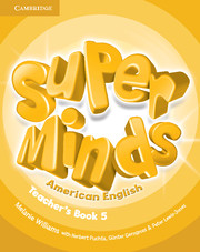 Super Minds American English 5 | Teacher's Resource Book