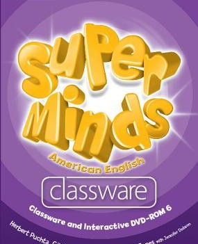 Super Minds American English 6 | Presentation Plus DVD-ROM