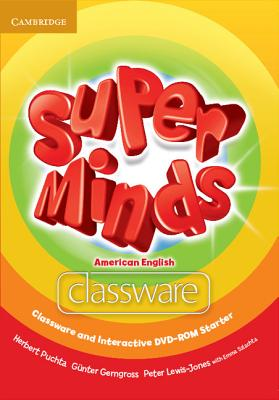 Super Minds American English Starter | Presentation Plus DVD-ROM