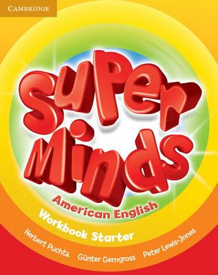 Super Minds American English Starter | Workbook