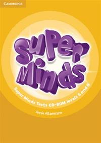 Super Minds Levels 5 and 6 | Tests CD-ROM