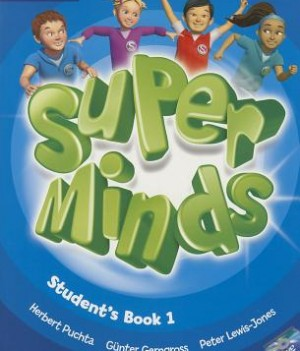 Super Minds 1 | Class Audio CDs (3)