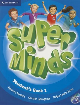 Super Minds 1 | Presentation Plus DVD-ROM