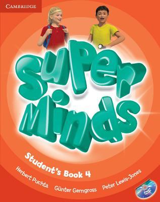 Super Minds 4 | Teacher's Book