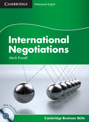International Negotiating | Student's Book with Audio CD