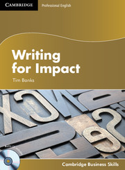 Writing for Impact | Student's Book with Audio CD